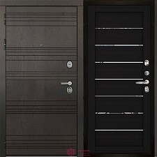 Дверь входная Двери Регионов 3К Министр 2125 Шоко