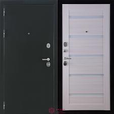 Входная дверь Двери Регионов Престиж Президент Х7 Сандал белый