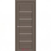 Межкомнатная дверь экошпон Uberture LIGHT 2127 Тортора SoftTouch