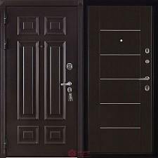 Дверь входная Двери Регионов Сенатор Марсель Меттэм Лайт Венге