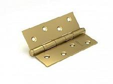 Петля универсальная FUARO 100 2BB мат. золото