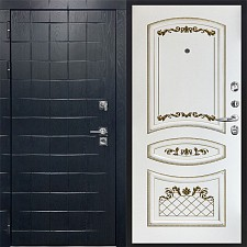 Дверь входная Двери Регионов взломостойкая Сенатор Плюс Алина