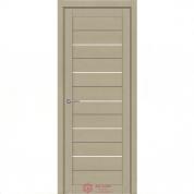 Межкомнатная дверь экошпон Uberture LIGHT 2127 Кремовый SoftTouch