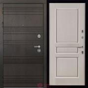 Дверь входная Двери Регионов 3К Министр Виктория Слоновая кость