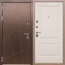 Дверь входная Сударь Soft-Touch МД-50 Шампань М7