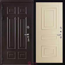 Дверь входная Двери Регионов Сенатор Марсель Меттэм Florence 6001 Серена керамик