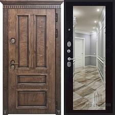 Металлическая дверь REGIDOORS ТЕРМО Голиаф Зеркало