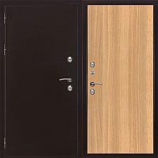 Металлическая дверь REGIDOORS Антик М Термо 3 Меламин дуб