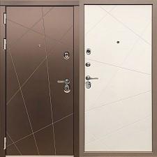 Дверь входная Сударь Soft-Touch МД-50 Белый H11