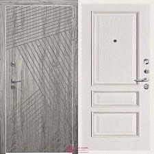 Дверь входная Двери Регионов 3К NOVA Вена шпон