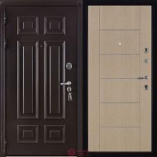 Дверь входная Двери Регионов Сенатор Марсель Меттэм Лайт Беленый дуб