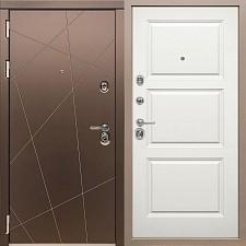 Дверь входная Сударь Soft-Touch МД-50 Белый М9