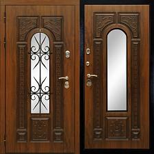 Входная металлическая дверь Сударь Уличная Рим + Ковка