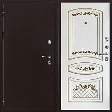 Металлическая дверь REGIDOORS Антик М Термо 3 Алина