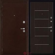 Входная дверь Двери Регионов Металл Феникс Лайт Венге