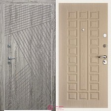Дверь входная Двери Регионов 3К NOVA Стандарт