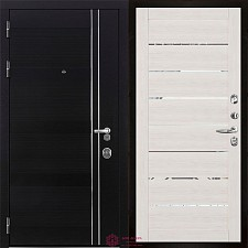Дверь входная Двери Регионов Карбон Карбон 2125 Капучино