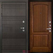 Входная дверь Двери Регионов 3К Министр Фоборг Античный орех