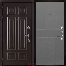 Дверь входная Двери Регионов Сенатор Марсель Меттэм FUSION Grigio