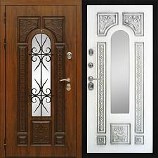 Входная металлическая дверь Сударь Уличная Рим Almon 25 + Ковка