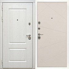 Дверь входная Сударь Soft-Touch МД-44 Шампань H11