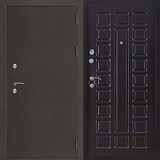 Металлическая дверь REGIDOORS Антик Термо 3 Стандарт Венге