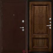 Входная дверь Двери Регионов Металл Феникс Корсика Брэнди