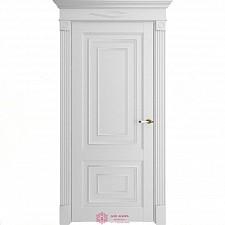 Межкомнатная дверь экошпон Uberture Florence 62002 ДГ Серена белая
