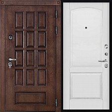 Металлическая дверь REGIDOORS Шпон Центурион Фоборг