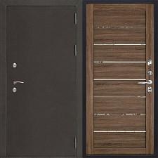 Металлическая дверь REGIDOORS Антик Термо 3 LIGHT 2125 Серый