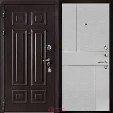 Дверь входная Двери Регионов Сенатор Марсель Меттэм FUSION Chiaro patina