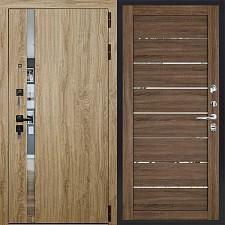 Дверь входная Двери Регионов 3К TESLA LW софт 2125