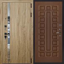 Дверь входная Двери Регионов 3К TESLA LW софт Стандарт