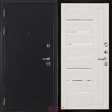 Входная дверь Двери Регионов Темное серебро Колизей антик 2110 Капучино