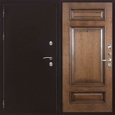 Металлическая дверь REGIDOORS Антик М Термо 3 Рим