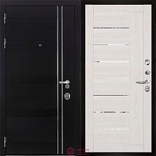 Дверь входная Двери Регионов Карбон Карбон 2110 Капучино