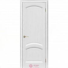 Межкомнатная дверь Двери Регионов Gracia Лаура ДГ Ясень жемчуг