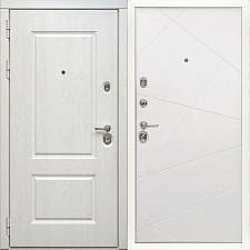 Дверь входная Сударь Soft-Touch МД-44 Белый H11