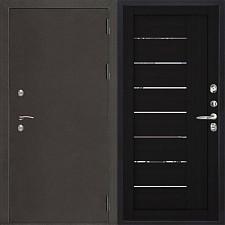 Металлическая дверь REGIDOORS Антик Термо 3 LIGHT 2110 Шоко