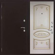 Металлическая дверь REGIDOORS Антик М Термо 3 Багет-3