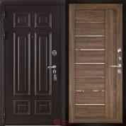 Дверь входная Двери Регионов Сенатор Марсель Меттэм 2110 Серый