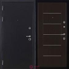 Входная дверь Двери Регионов Тёмное серебро Колизей антик Лайт Венге