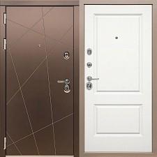 Дверь входная Сударь Soft-Touch МД-50 Белый М7