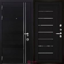 Дверь входная Двери Регионов Карбон Карбон 2110 Шоко
