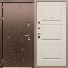 Дверь входная Сударь Soft-Touch МД-50 Шампань М9