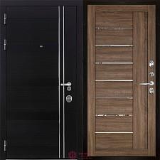 Дверь входная Двери Регионов Карбон Карбон 2110 Серый