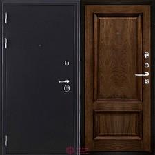 Входная дверь Двери Регионов Темное серебро Колизей антик Корсика Брэнди