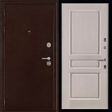 Входная дверь Двери Регионов Медный антик Феникс Виктория
