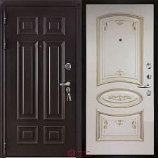 Дверь входная Двери Регионов Сенатор Марсель Меттэм Багет 3