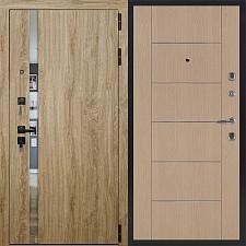 Дверь входная Двери Регионов 3К TESLA LW софт Лайт MD-003